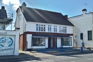Old Woking Road retail premises for sale in Surrey