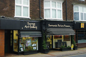 retail shop for sale on Old Woking Road