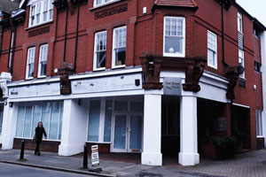 prominent retail and offices permises in dorking high street