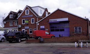 Innovation Place, Douglas Drive Godalming.