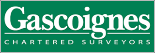 Gascoignes commercial property and chartered surveyors in guildford logo